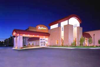 Radisson Hotel Roseville - Hotels/Accommodations, Reception Sites - 2540 Cleveland Ave N, Roseville, MN, United States