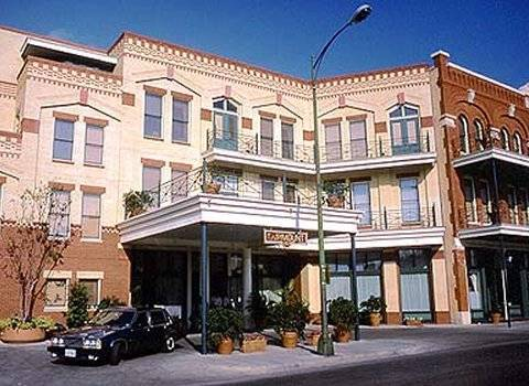 Fairmount Hotel - Hotels/Accommodations - 401 S Alamo St, San Antonio, TX, United States