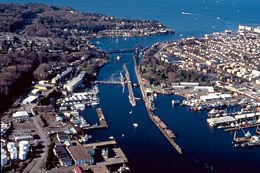 Hiram M Chittenden Locks - Attractions/Entertainment, Photo Sites - 3015 NW 54th St, Seattle, WA, United States