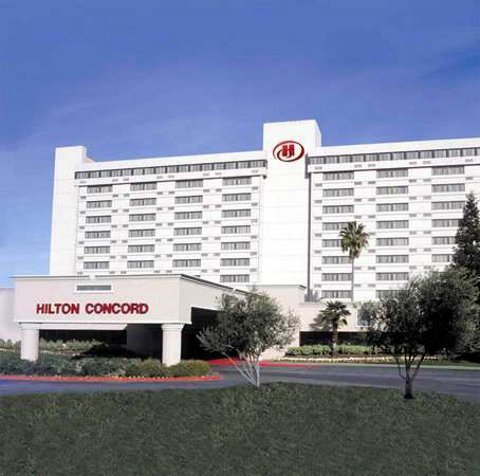 Concord Hilton Hotel - Hotels/Accommodations - 1970 Diamond Blvd, Concord, CA, 94520