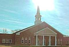 Temple Baptist Church - Ceremony - 300 White Oak Rd, Fredericksburg, VA, 22405, US