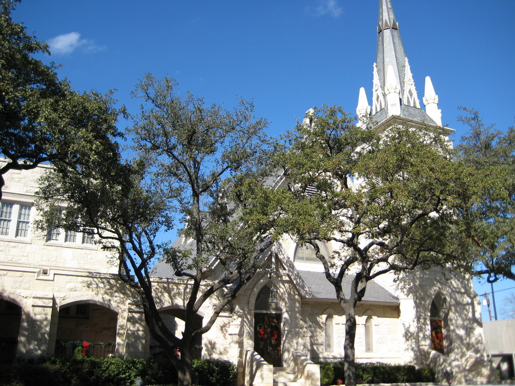 Madison Square Presbyterian Church - Ceremony Sites - 319 Camden St, San Antonio, TX, United States