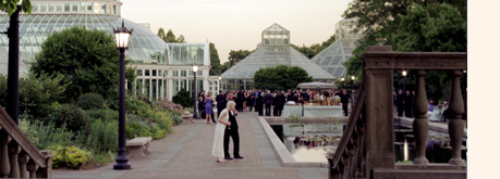 The Palm House At The Brooklyn Botanical Gardens - Reception Sites, Ceremony Sites - 1000 Washington Ave, Brooklyn, NY, 11225, US