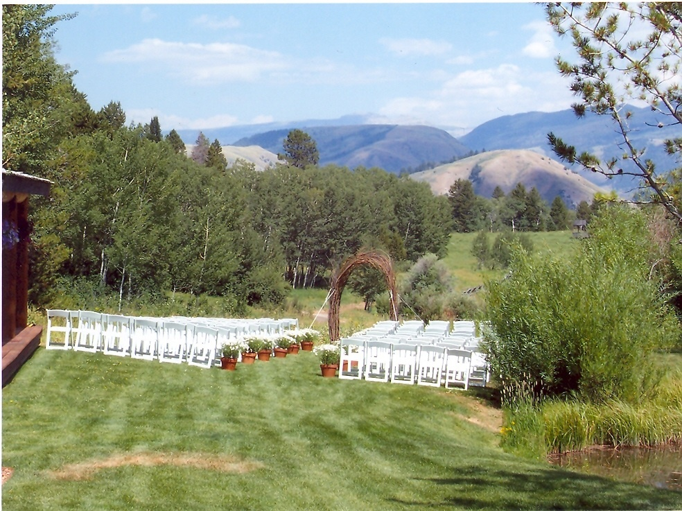 Crescent H Ranch - Ceremony & Reception - Crescent H Ranch Rd, Wilson, WY 83014