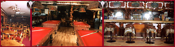 Cowboy Bar - Welcome Sites, Attractions/Entertainment, Bars/Nightife - 25 North Cache Drive, Jackson, WY, United States