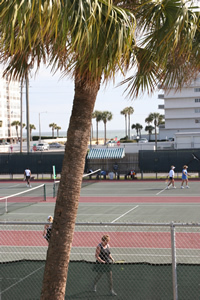 Jacksonville Beach Tennis Center - Beaches - 218 16th Ave S, Jacksonville Beach, FL, 32250, US