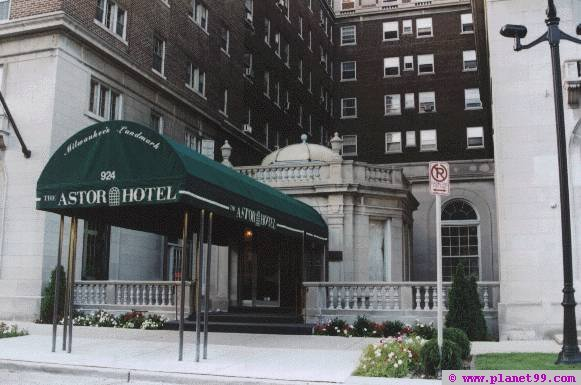 The Astor Hotel Ballroom - Hotels/Accommodations, Reception Sites - 924 E Juneau Ave, Milwaukee, WI, 53202, US