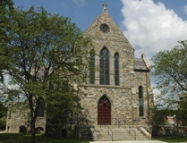 First Congregational Church Of Ann Arbor - Ceremony Sites - 608 E William St, Ann Arbor, MI, 48104