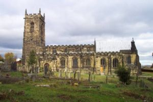 The Parish Church Of All Saints And St James, Silkstone - Ceremony Sites - High Street, Silkstone, Barnsley, South Yorkshire, S75 4JN, UK