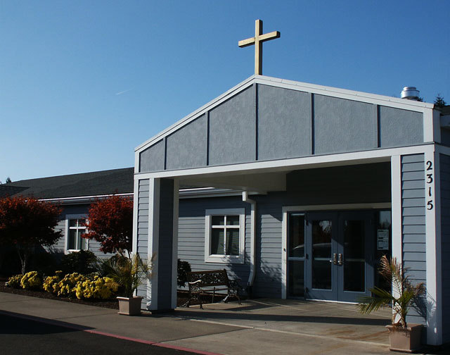 St Peter Catholic Church - Ceremony Sites - 2315 N Main St, Newberg, OR, USA