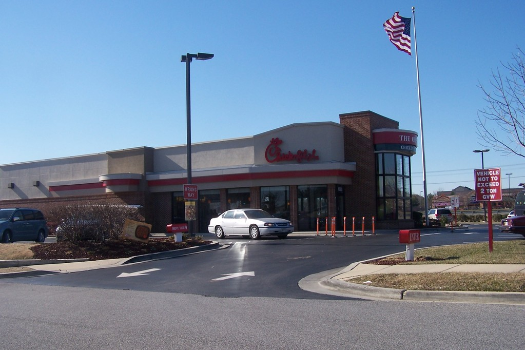 Chick-fil-a - Restaurants - 16503 Ballpark Rd, Bowie, MD, USA