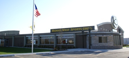 Heroes West Sports Grill - Bars/Nightife, Restaurants - 1530 Commerce Lane, Joliet, IL, United States