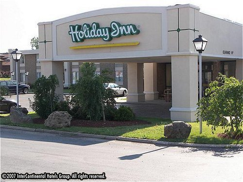 Holiday Inn Lockport Hotel - Reception Sites, Hotels/Accommodations - 515 South Transit Street, Lockport, NY, United States