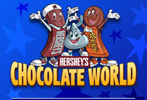 Hershey Chocolate World - Attraction - 100 Hershey Park Dr, Hershey, PA, 17033, US