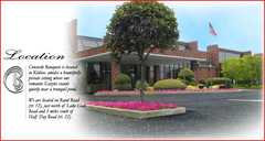 Concorde Banquets - Ceremony/Reception - 20922 North Rand Road, Kildeer, IL, 60047