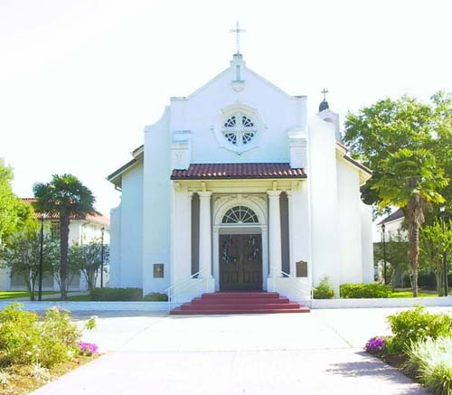 St Charles Borromeo Catholic Church - Ceremony Sites - 13396 River Rd, Destrehan, LA, 70047, US