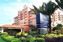 Sheraton Suites Hotel - Hotel - 4400 W Cypress St, Tampa, FL, 33607
