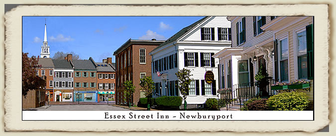 Essex Street Inn - Hotels/Accommodations - 7 Essex St, Newburyport, MA, 01950