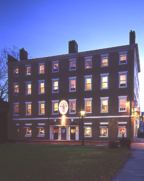 Garrison Inn - Hotels/Accommodations - 11 Brown Square, Newburyport, MA, United States