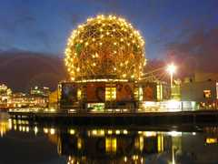 Science World - Attraction - 1455 Quebec Street, Vancouver, BC, Canada