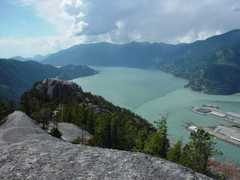 Stawamus Chief Provincial Park - Hike - Squamish, British Columbia, Canada