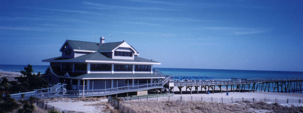 The Oceanic - Restaurants, Reception Sites, Attractions/Entertainment - 703 S Lumina Ave, Wrightsville Beach, NC, 28480