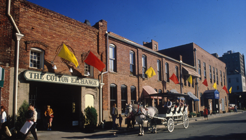 Cotton Exchange - Attractions/Entertainment, Shopping, Restaurants - 321 N Front St, Wilmington, NC, USA