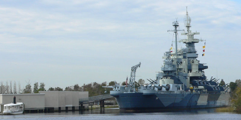 Uss North Carolina - Attractions/Entertainment - USS Battleship Rd, Wilmington, NC, US