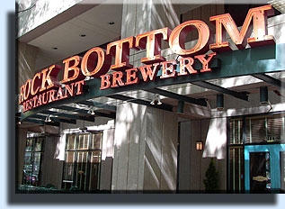 Rock Bottom Restaurant & Brewery - Restaurants, Attractions/Entertainment - 401 North Tryon Street, Charlotte, NC, United States