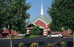 Northminster Presbyterian Church - Ceremony - 10720 N Knoxville Ave, Peoria, IL, 61615, US