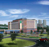 Embassy Suites East Peoria - Hotel - 100 Conference Center Dr, East Peoria, IL, 61611