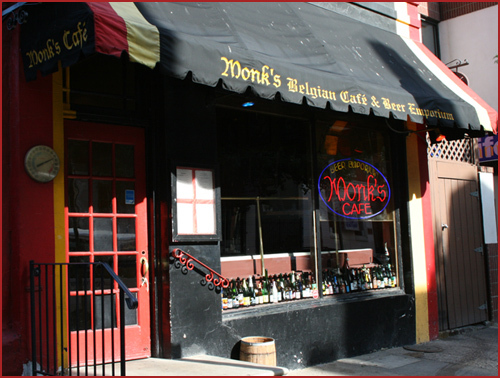 Monk's Cafe - Bars/Nightife, Brunch/Lunch, Restaurants, After Party Sites - 264 S 16th St, Philadelphia, P.A., United States