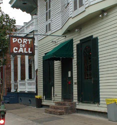 Port Of Call - Restaurants, Attractions/Entertainment, Bars/Nightife - 838 Esplanade Ave, New Orleans, LA, United States