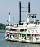 Natchez Steamboat Ride - Attractions - 5 Canal St # 2500, New Orleans, LA, United States