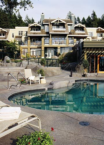Poets Cove Resort - Caterer - 9801 Spalding Rd, Capital G, BC, V0N, CA