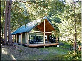 The Timbers - Reception Sites - Shark Pl, North Pender, BC, V0N, CA