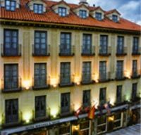 Miranda & Suizo Restaurante - Hotels/Accommodations - C/ Floridablanca 20, San Lorenzo De El Escorial, Madrid, 28200, Spain