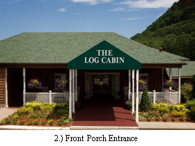 The Log Cabin - Reception Sites, Ceremony Sites, Ceremony & Reception - 500 Easthampton Rd, Holyoke, MA, 01040