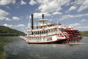 Spirit Of Peoria - Cruises/On The Water, Attractions/Entertainment - 225 Ne Adams St, Peoria, IL, United States