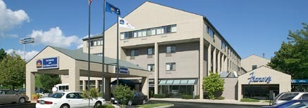 Best Western Inn Towner - Hotels/Accommodations, Reception Sites - 2424 University Ave, Madison, WI, 53726, US