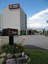 Clarion Suites Central - Hotels/Accommodations - 2110 Rimrock Rd, Madison, WI, 53713