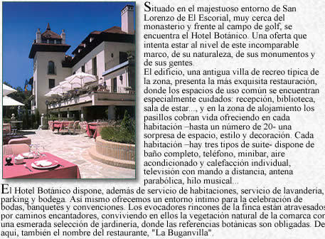 Hotel Bot - Hotels/Accommodations - C/ Timoteo Prados 16, San Lorenzo De El Escorial, Madrid, 28200, Spain