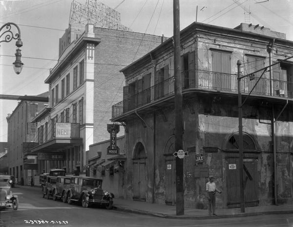 House Of Blues - Attractions/Entertainment, Bars/Nightife, Shopping, Restaurants - 225 Decatur St, New Orleans, LA, United States
