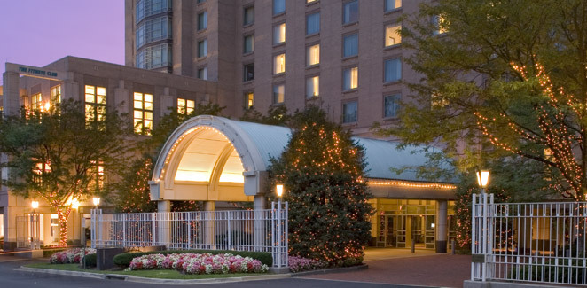 Hyatt Regency Reston - Hotels/Accommodations, Reception Sites - 1800 Presidents St, Reston, VA, 20190, US