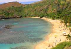 Hanauma Bay Nature Park - Attractions - 100 Hanauma Bay Rd, Honolulu, HI, United States