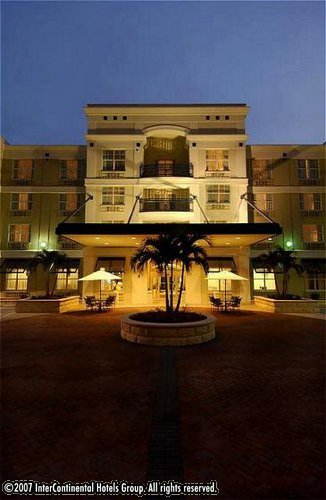Hotel Indigo - Hotels/Accommodations - 1223 Boulevard of the Arts, Sarasota, FL, USA