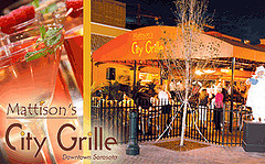 Mattison's City Grille - Restaurants, Attractions/Entertainment, Bars/Nightife - 1 North Lemon Avenue, Sarasota, FL, United States