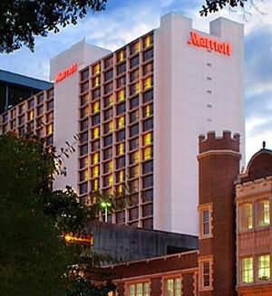 Marriott Downtown Jackson - Hotels/Accommodations, Reception Sites - 200 E Amite St, Jackson, MS, 39201