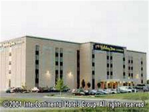 Holiday Inn Express Hotel & Suites Jackson-coliseum/downtown - Hotels/Accommodations - 310 Greymont Ave, Jackson, Mississippi, USA