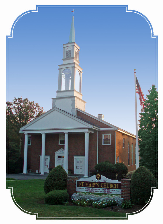 Ceremony At St. Mary's Church - Ceremony Sites - Carpenter St, Foxborough, MA, 02035, US